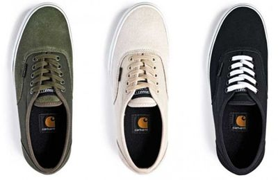 Vans Authentic A La Sauce Carhartt