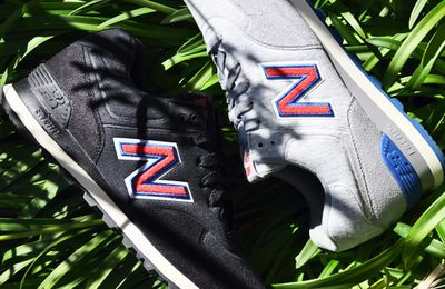 Undefeated x New Balance Sonic 574