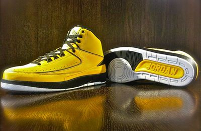 "Air Jordan ""Candy Pack"" Chez ""The House Of Hoops"""