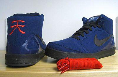 "Nike SB Zoom Paul Rodriguez 4 Hi ""Akuma"" Street Fighter"