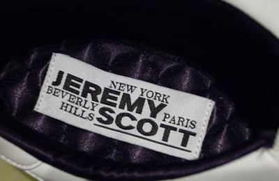 Adidas Originals by Originals Jeremy Scott Arow - Automne Hiver 2010