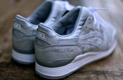 Nouvelle Collaboration Nice Kicks Sur La Asics Gel Lyte 3