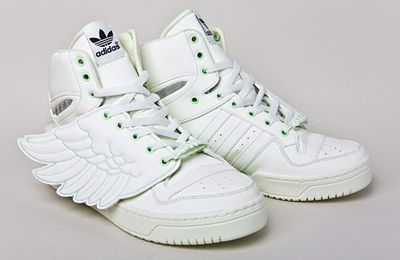 "Jeremy Scott x Adidas Originals by Originals ""Glow In The Dark"""