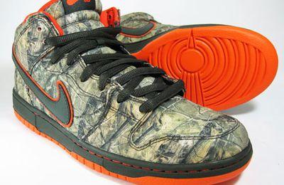 Nike SB Dunk Mid Premium – 'Realtree Camo'