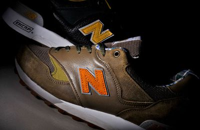 Size? x New Balance 577 – The Pack Estate