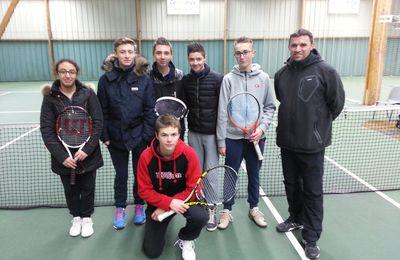 Finale Meuse de tennis par équipe