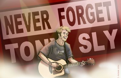 Never Forget Tony Sly