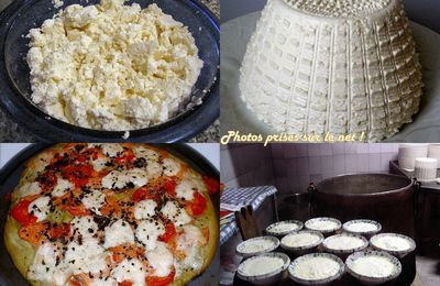 "Fromage ""made in Italie "" ...La ricotta !"