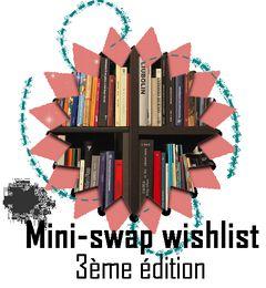 mini swap wishlist sur Livraddict