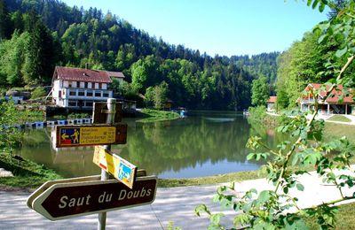Escapade dans le Jura - Le Saut du Doubs