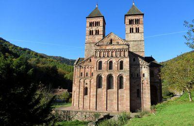 Randonnée autour du vallon de Murbach