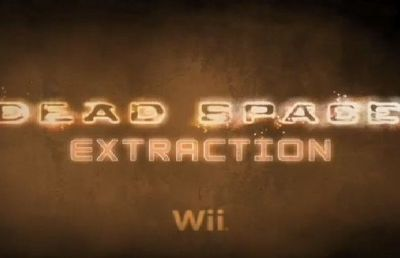 Test Dead Space Extraction sur Wii