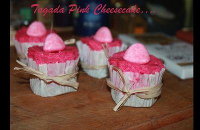 Tagada Pink Cheesecake ....