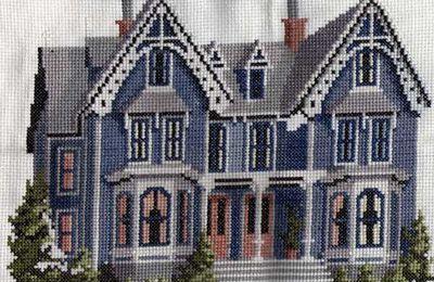 Hizar house (la petite maison) finie