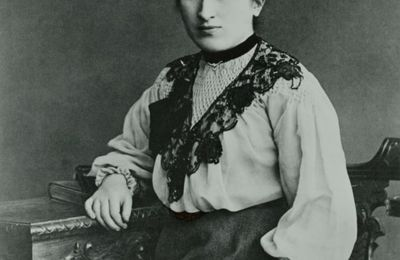 Rosa Luxemburg en 1915