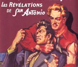 Les Couvertures des éditions originales de San-Antonio