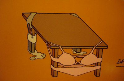 dessous de table...