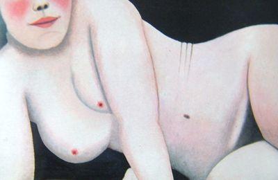 Camille Bombois. La femme. (II)