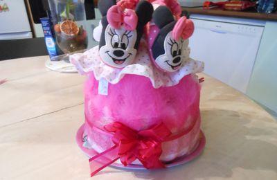 le gâteau de couches d'Emma