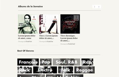 Selekter est un nouveau site d'expertise et de découvertes musicales entièrement gratuit et ouvert à tous