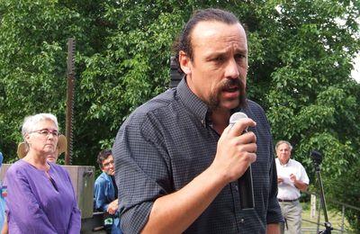 """À lire dans Sud Ouest : """"Le débat n'est pas clos """" (6 septembre 2010 Saint-Jean-d'Angély)"""