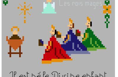 Free, grafico gratuito : Noël 2012