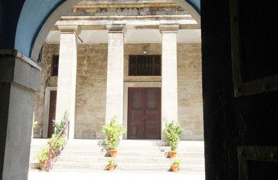 L'église arménienne catholique Saint-Sauveur de Galata à Istanbul