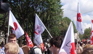 Pour la démocratie, les droits, l'égalité, le 1er Mai
