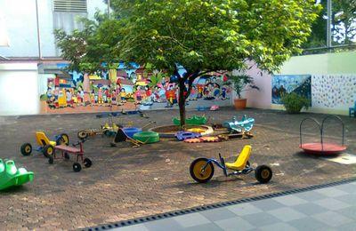L'école maternelle à Jakarta (le LIF)