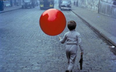 Le ballon rouge /Albert Lamorisse Films Montsouris, 2008 (DVD), 1956 (Film) .- 52 mn (DVD), 30 mn (Film)