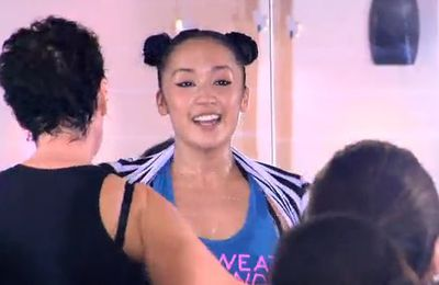 Hard Candy Fitness: The Making of Addicted to Sweat class