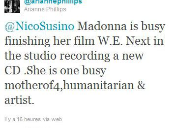 Arianne Phillips on Madonna's projects