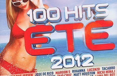 Madonna's ''Girl Gone Wild'' in ''100 HITS ETE 2012'' compilation by Universal