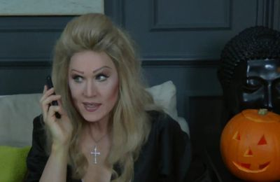 CharlieHidesTV: Watch Madonna's Halloween night in ''Paranormal Activity 4''
