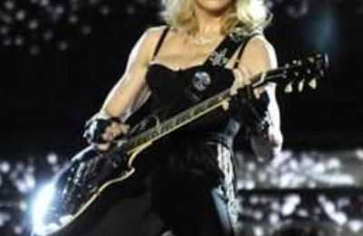 Listen to: Madonna - Guitar Rock Covers!
