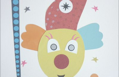 Clown oiseau