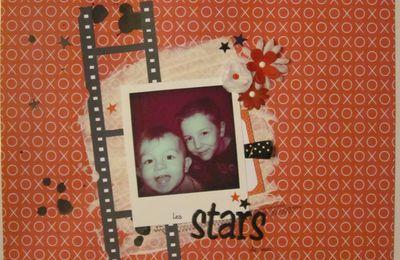 Les stars de mon histoire