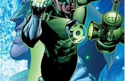 Green Lantern Rebirth (Jeudi Comics)