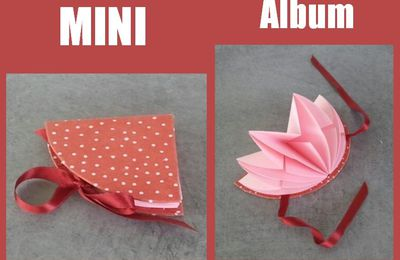Mini Album rond