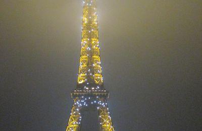 Toujours la Tour Eiffel