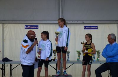 10 KM DE LA PROVENCE 2012