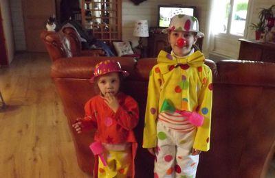 déguisement de carnaval