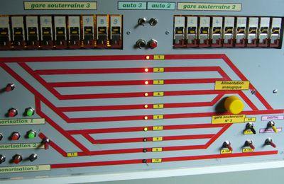 gestion de la gare souterraine N° 3