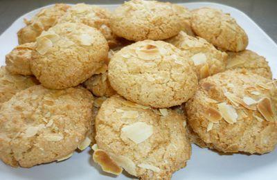 Biscuits sans gluten...