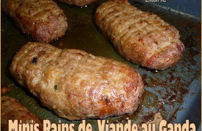 Petits pains de viande au Ganda
