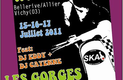 """ Rally des Gorges de la SOUL "" july 15th - 17th 2011"