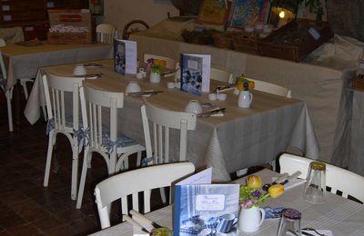 Le salon de thé ouvert pour les vacances de février