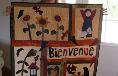 Envie d'aller patcher au calme ? Quilting in Peace à St Vran (22)