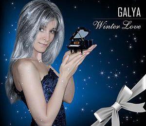 Noël et douceur... Winter Love au piano par Galya