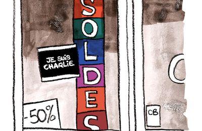 Charlie en Solde.
